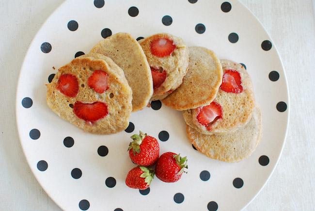 pancakes rezept einfach